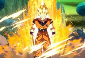 Goku si mostra in un nuovo trailer di Dragon Ball FighterZ