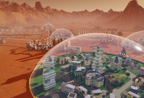 Gamescom 2017: Surviving Mars - Provato