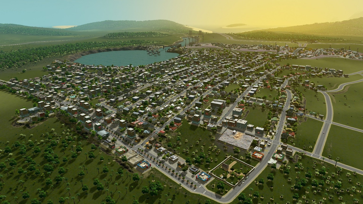 Cities: Skylines – Recensione Playstation 4