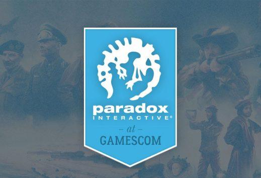 Paradox Interactive @Gamescom 2017
