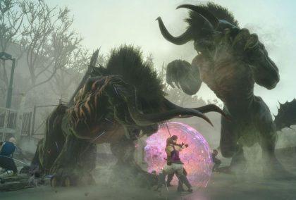 Final Fantasy XV Comrades - Provato