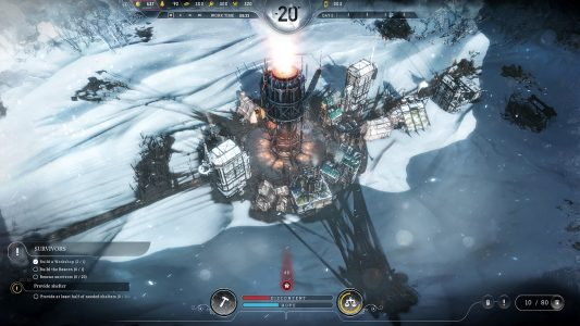 Frostpunk – Recensione PlayStation 4