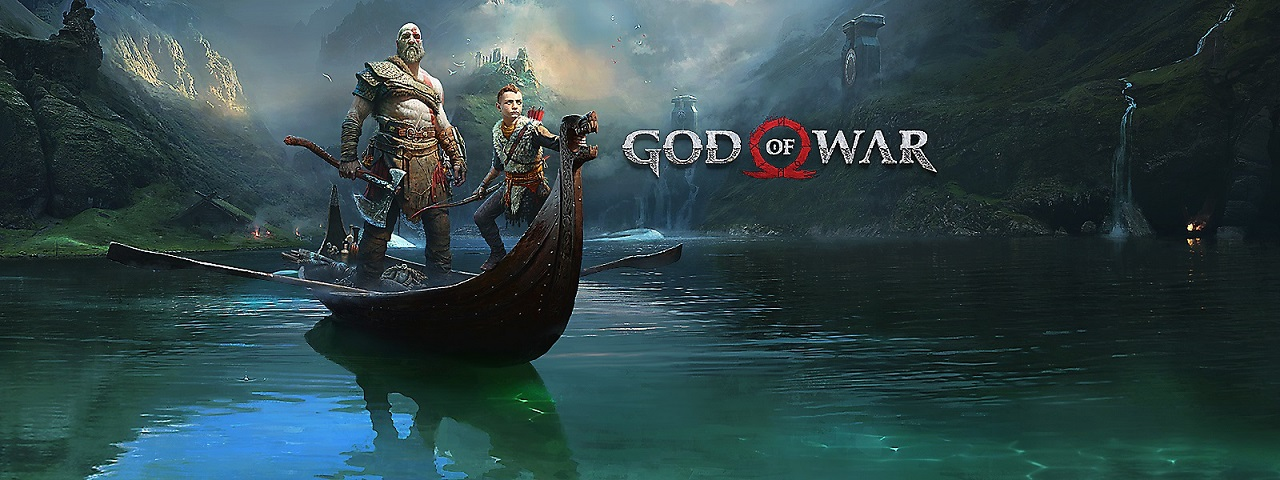Pgw 2017 nuovo video per god of war gamesource - God of war wallpaper for ps4 ...