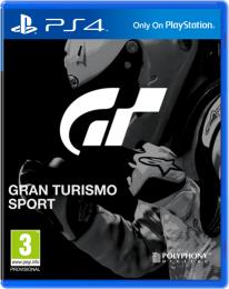 Cover Gran Turismo Sport