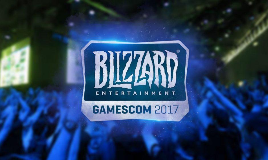 Blizzard Entertainment @Gamescom 2017