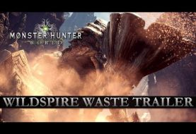 Svelata una nuova mappa di Monster Hunter World