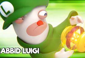 Mario + Rabbids Kingdom Battle - Trailer per Rabbid Luigi