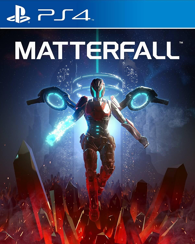 Cover Matterfall