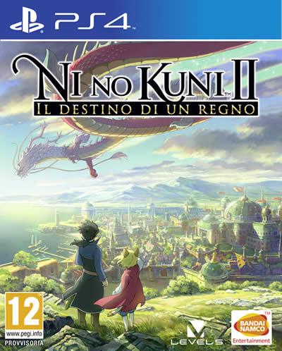 Cover Ni No Kuni II: Il Destino di un Regno