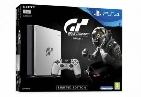 Annunciato bundle PlayStation 4 Gran Turismo Sport