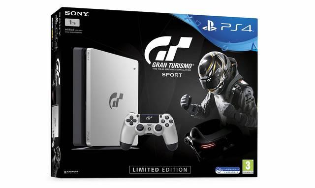 Annunciato bundle PlayStation 4 Gran Turismo Sport