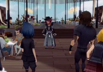 Final Fantasy XV Pocket Edition annunciato su iOS e Android