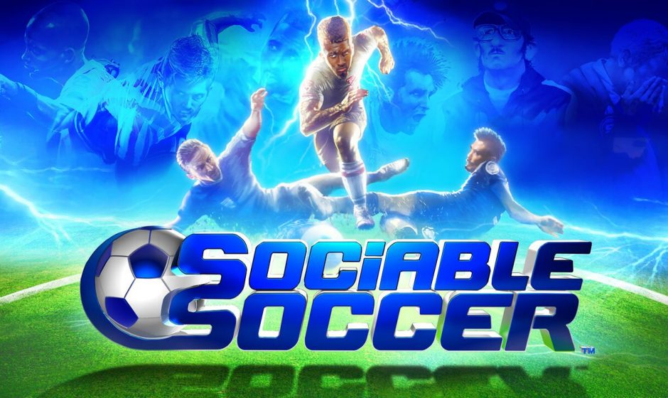 Sociable Soccer debutta nell'Early Access di Steam!