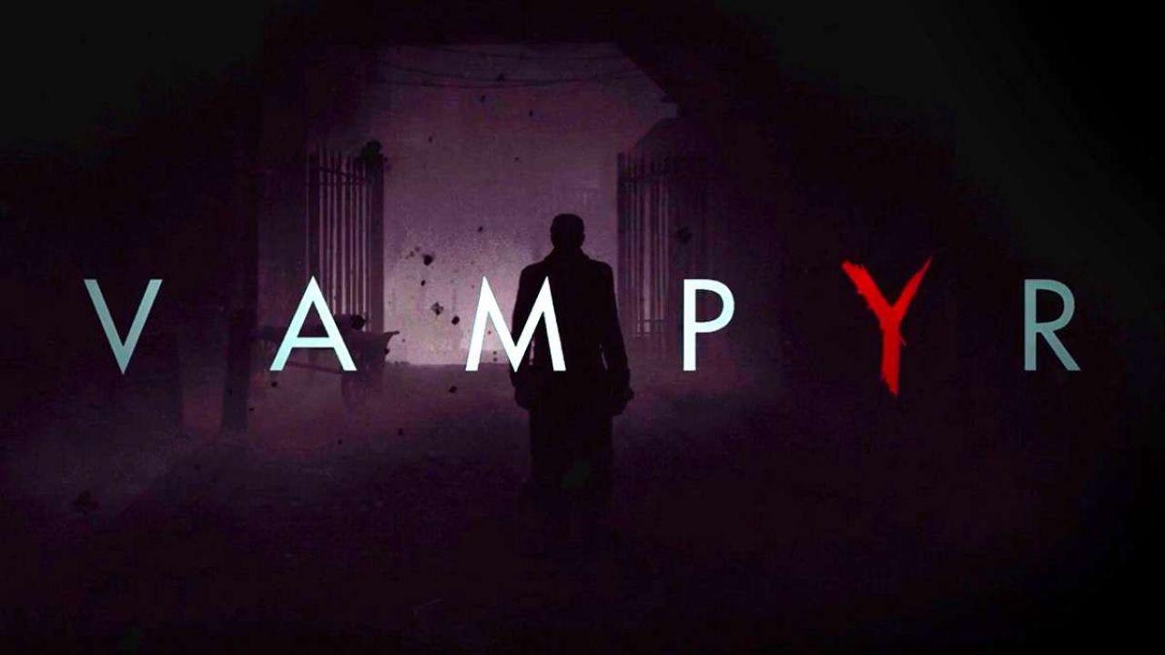 Vampyr, il nuovo titolo di DontNod posticipato alla primavera 2018