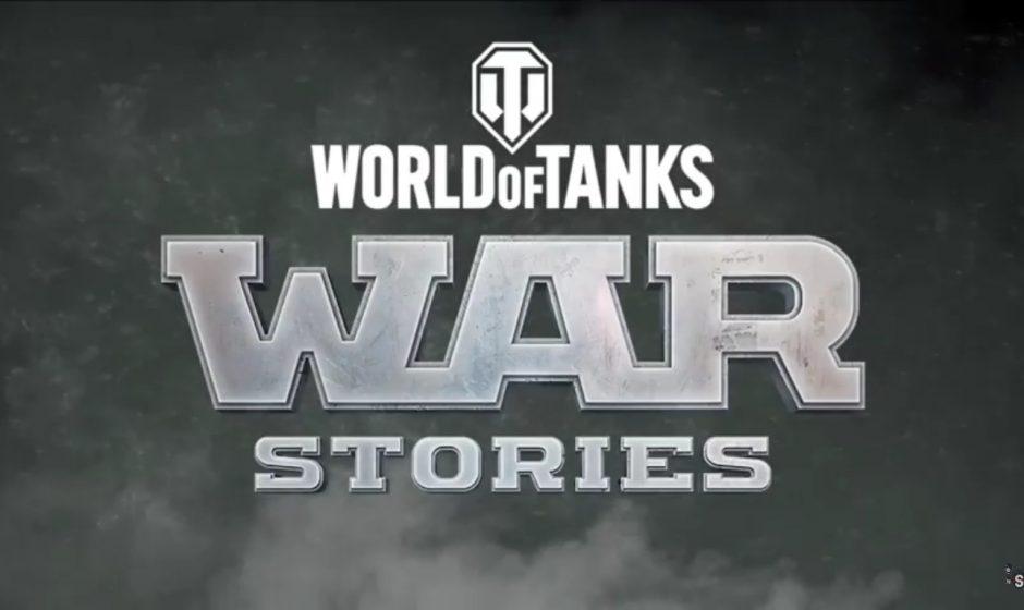 Gamescom 2017: Annunciato World of Tanks War Stories