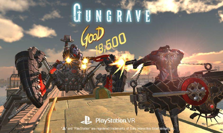 TGS 2017: Nuovo trailer di Gungrave VR per PlayStation VR
