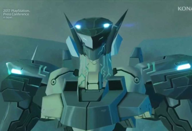 TGS 2017: Annunciato Zone of the Enders: Anubis Mars per PS4 e PS VR