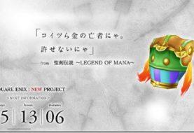 Square Enix: apparso nuovo sito teaser