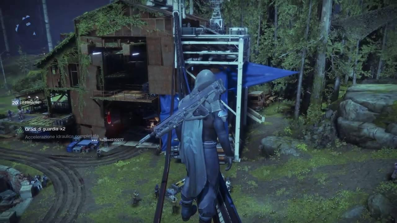 Destiny 2 si arricchisce con un nuova mappa PvP