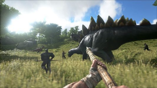 Ark: Survival Evolved annunciato per Switch