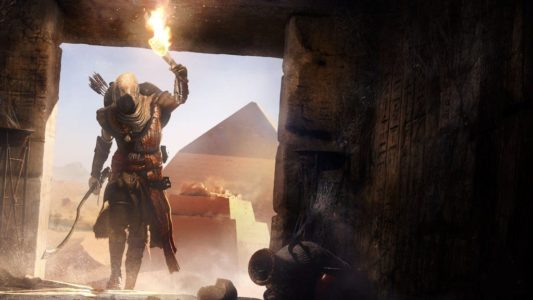 Assassins Creed Origins Sekhmet