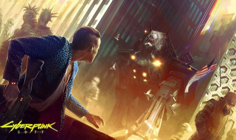 CD Projekt RED conferma che CyberPunk 2077 è in intenso sviluppo