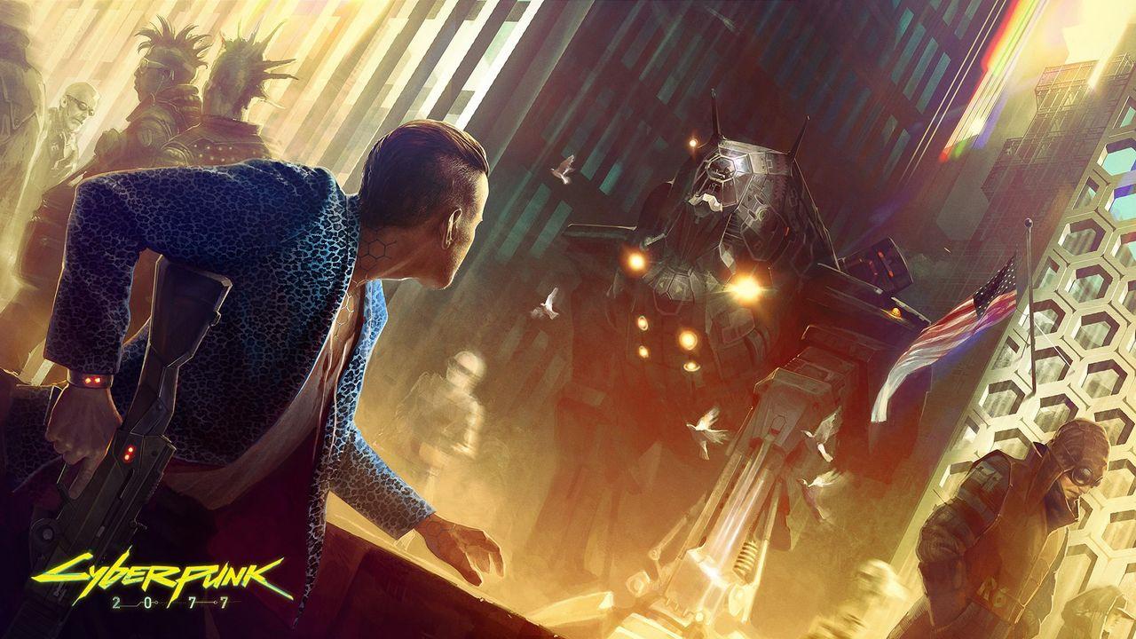 Cyberpunk 2077: i lavori proseguono, dice CD Projekt RED
