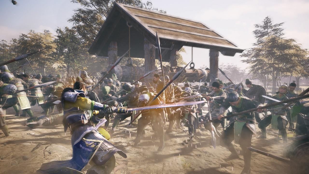 Dynasty Warriors 9 – Provato