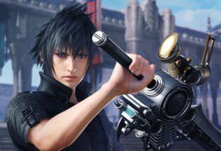 Dissidia Final Fantasy NT, video gameplay di Noctis