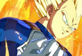 Dragon Ball FighterZ, Vegeta si mostra in video