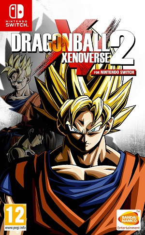 Cover Dragon Ball Xenoverse 2