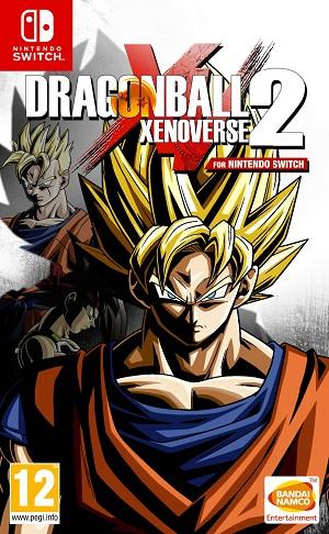 Cover Dragon Ball Xenoverse 2