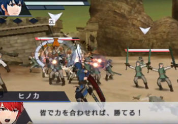 TGS 2017: Fire Emblem Warriors si mostra sul 3DS