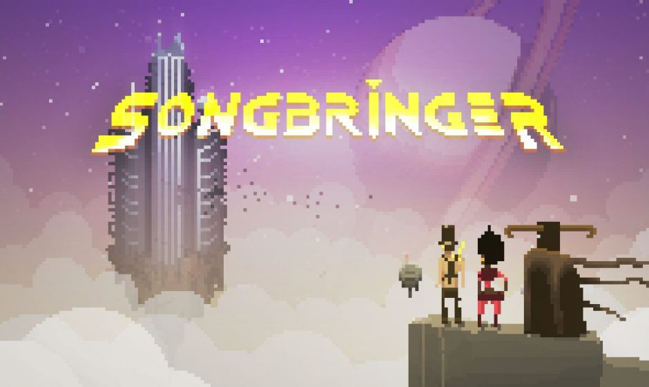 Songbringer disponibile oggi su PS4