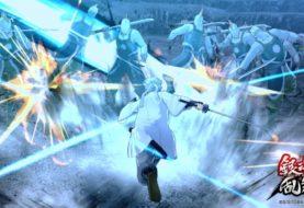 Gintama Rumble mostra il suo protagonista, Gintoki