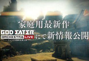 God Eater New Project livestream annunciato per il 7 Ottobre