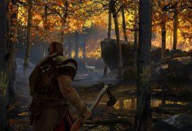 God Of War: Sony rilascia nuovi concept art