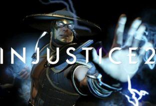Injustice 2, Raiden è il prossimo personaggio DLC