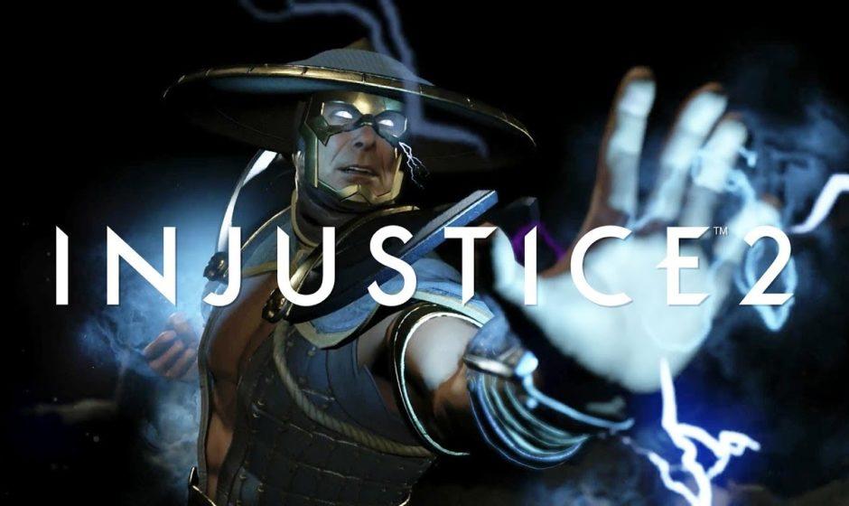 Injustice 2: trailer introduttivo di Hellboy