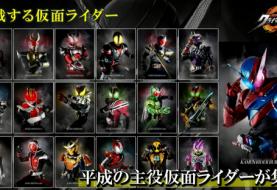 Localizzazione in inglese e Special Edition per Kamen Rider: Climax Fighters
