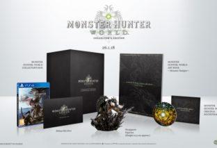 TGS 2017: Trailer e data per Monster Hunter World