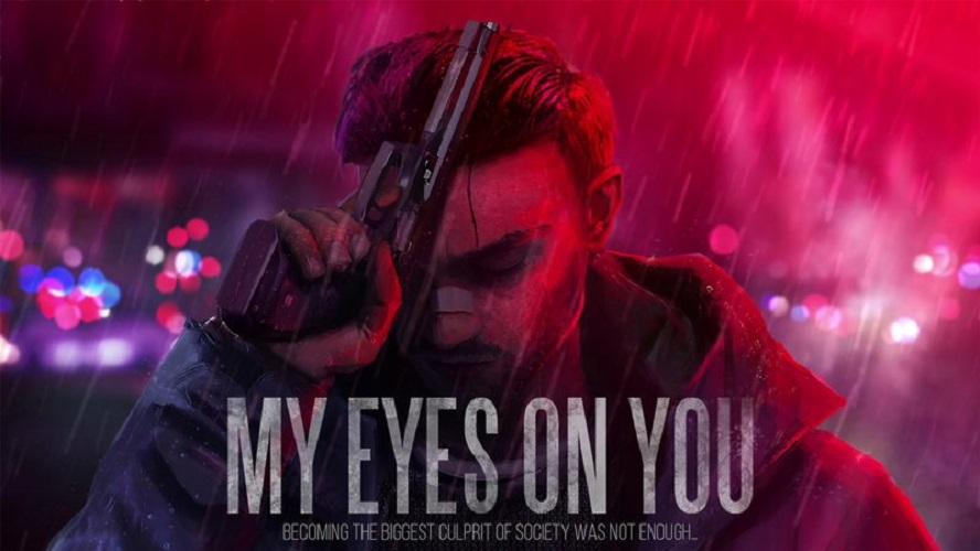 "Annunciato My Eyes On You, gioco investigativo ""neon-noir"""