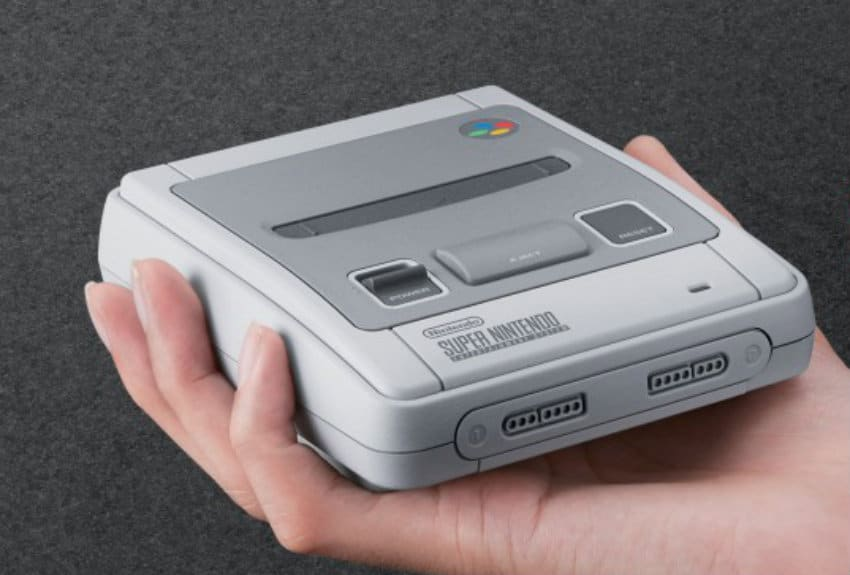 SNES mini vendite