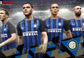 PES 2018, Konami sigla una partnership con l'Inter