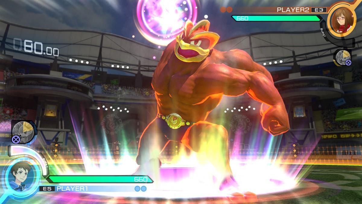 Pokken Tournament DX - Recensione 05