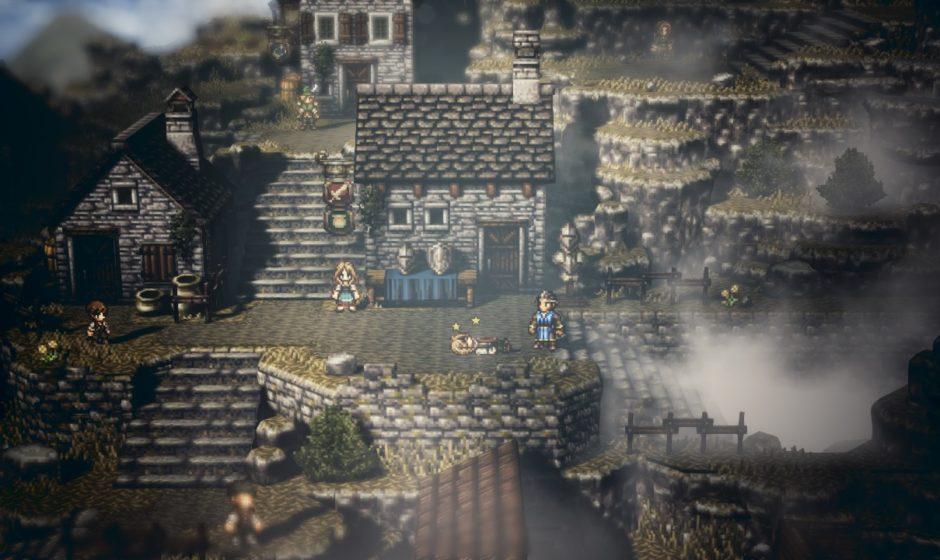 Il trailer di Octopath Traveler per Switch: nuovi personaggi