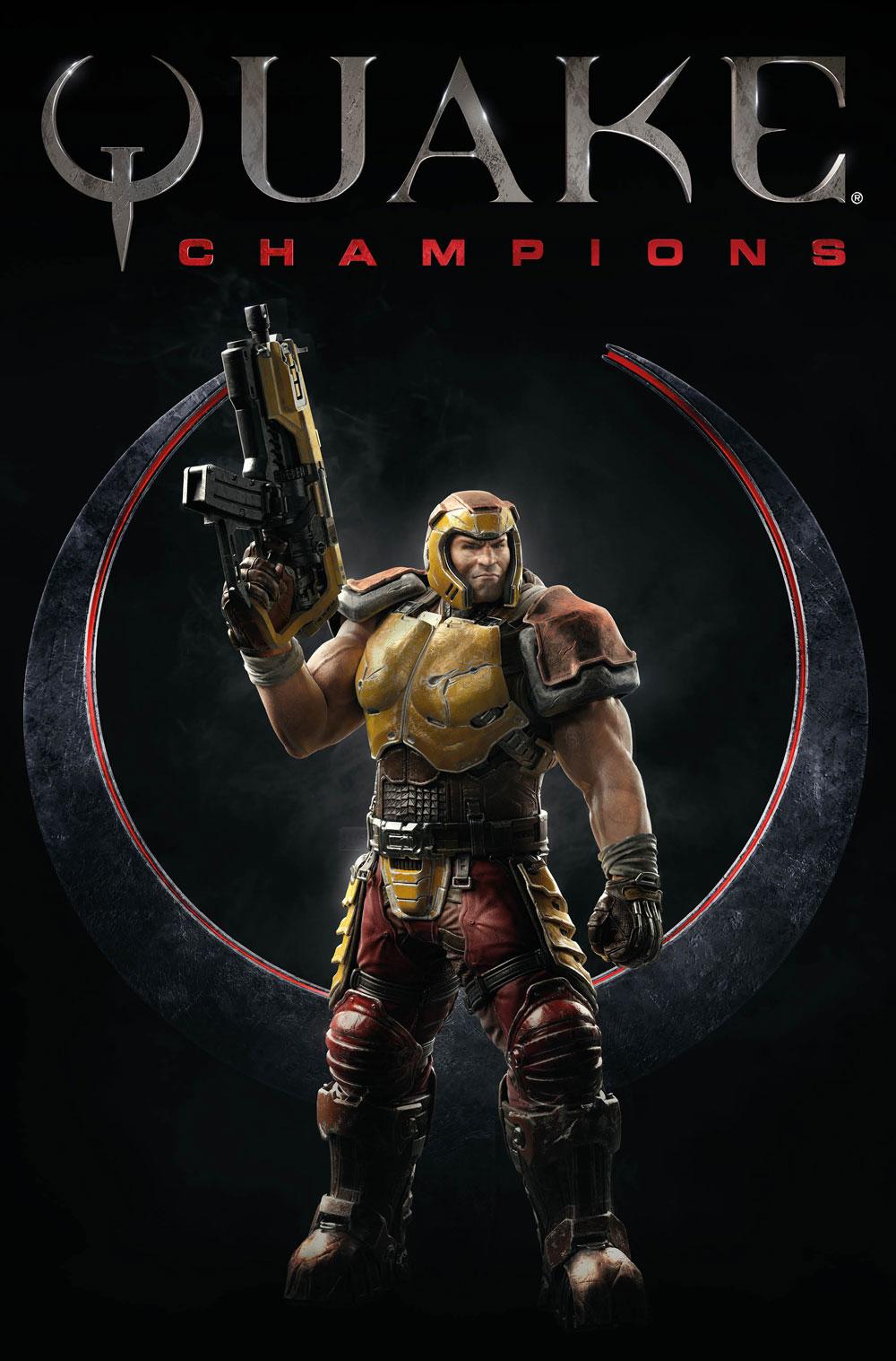 Cover Quake Champions