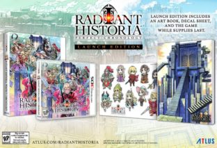 Radiant Historia: Perfect Chronology, story trailer e contenuti della Launch Edition