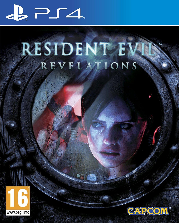 Cover Resident Evil: Revelations