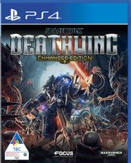 Cover Space Hulk: Deathwing – Enhanced Edition